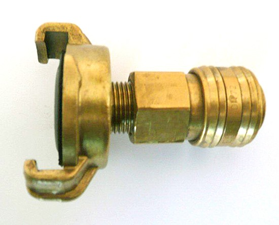 Adapter Luftkupplungsmuffe / Geka