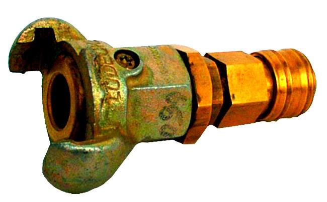 Adapter Luftkupplungsmuffe / Kompressor