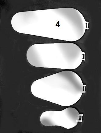 Kanalspiegel Typ 4