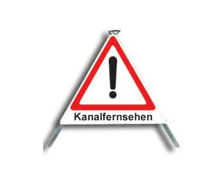 """Faltsignal """"Kanalfernsehen"""" Typ 70"""