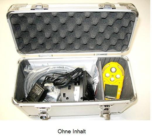 Koffer (Alu) für GasAlertMicro 5 IR