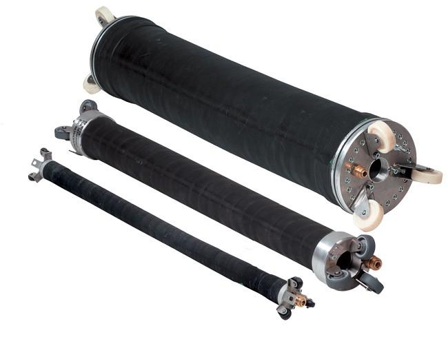 Flexibler Kurzliner-Packer FP 45/60 - 1 m 1,0 bar