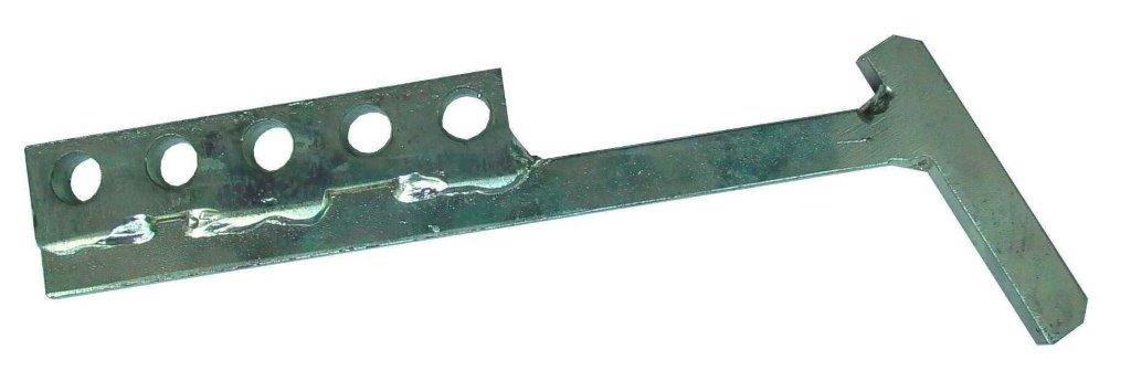 Zubehör Standardhaken 12x12 mm (C)