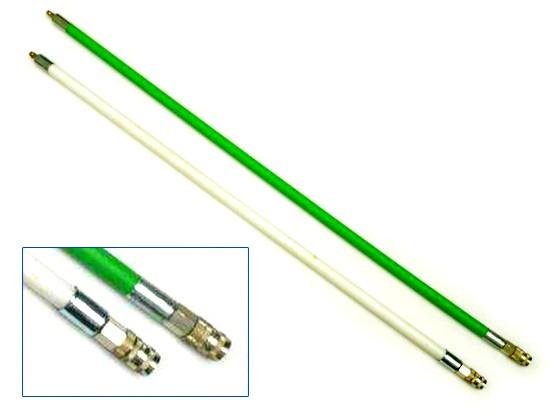 Luftschiebestange 1,0 m lang (grün)