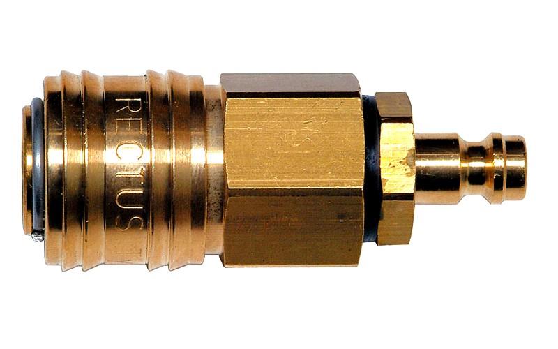 Adapter Luftkupplungsmuffe / Stecker MINI