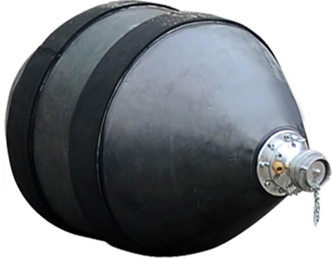 Konus-Bypassdichtkissen KBD 70/160   1,0 bar