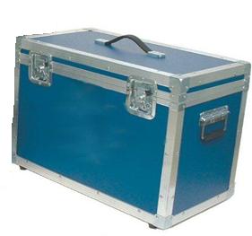 Robuster Koffer für Nebelgerät