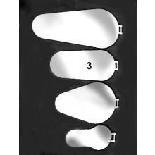 Kanalspiegel Typ 3