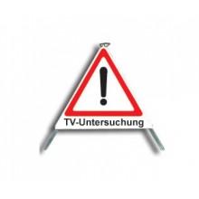 "Faltsignal ""TV-Untersuchung"" Typ 70"