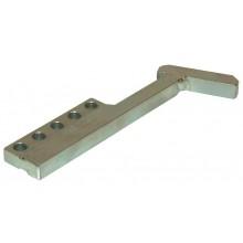 Zubehör Schwerlasthaken 15x15 mm (H)