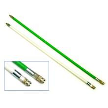 Luftschiebestange 1,5 m lang (grün)