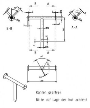 Schlüssel SD7/8